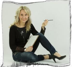 Tokaji Melinda a Varázs-ceruza Rajziskola megalapítója és vezető trénere