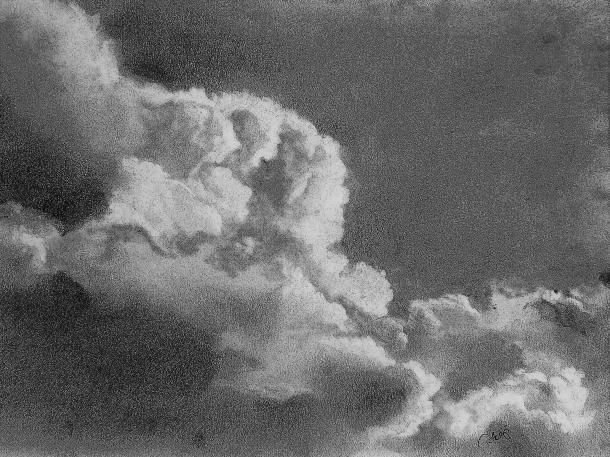 Felhő rajz