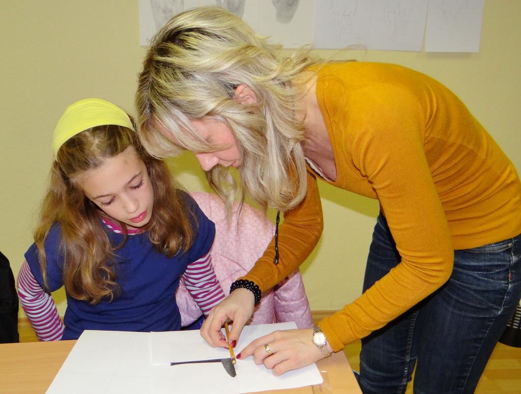 Jobb agyféltekés gyermek rajztanfolyam 2013.tél