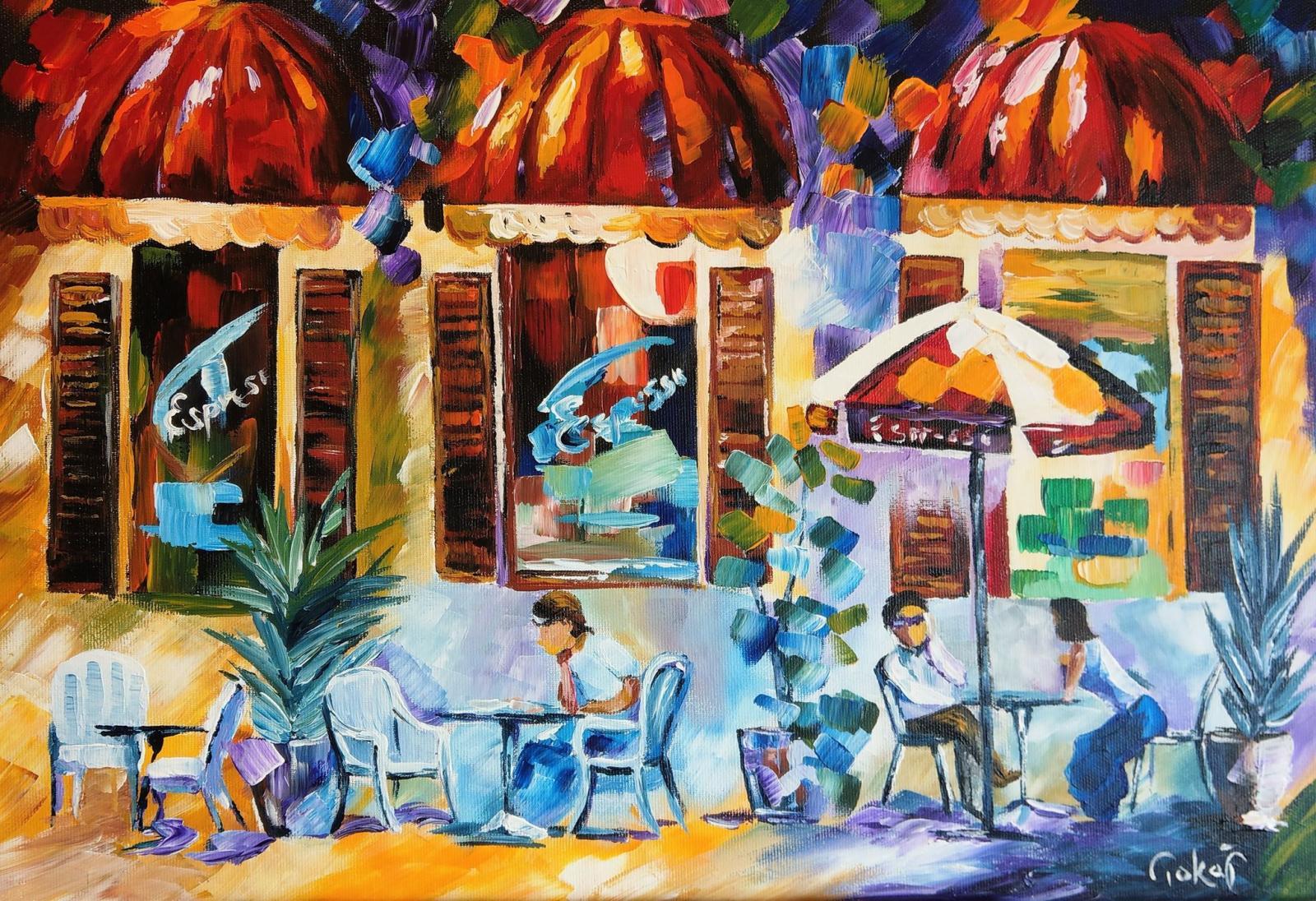 Párizsi kávéház