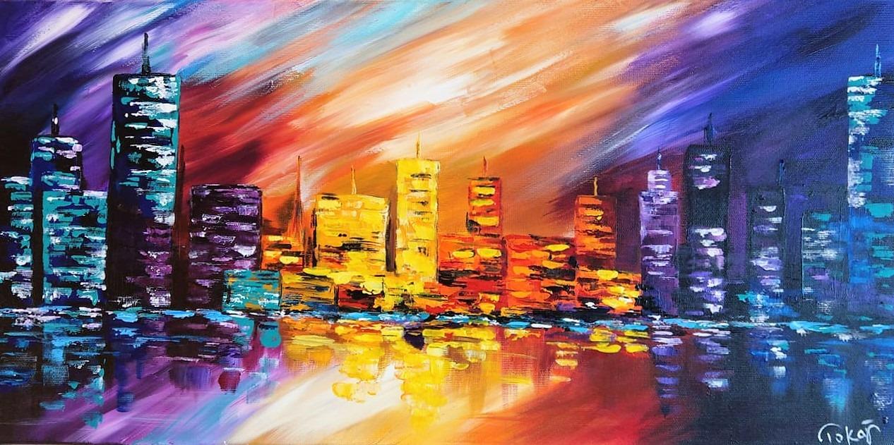 A város fényei